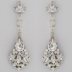 Erin Cole Bridal Earrings