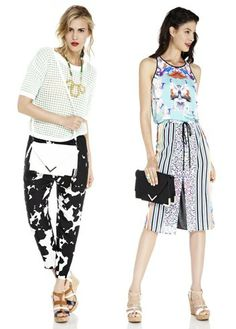 Eclectic Style #eclectic #mixprint #fashion