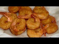 Easy Crispy Fried Shrimp Recipe: How To Make Crispy Fried Shrimp – Cooking Rec. Easy Crispy Fried Shrimp Recipe: How To Make Crispy Fried Shrimp – Cooking Recipes Pan Shrimp Recipe, Best Fried Fish Recipe, Cooked Shrimp Recipes, Fried Fish Recipes, Seafood Recipes, Cooking Recipes, Seafood Boil, Cooking Ideas, Colossal Shrimp