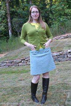 elastic skirt pattern - whip-stitch.com