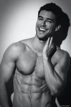 Men to be thankful for...men with gorgeous smiles