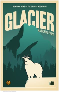 Glacier National Park by Matt Brass