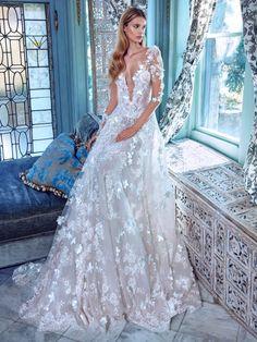 vestidos de novia elegantes y baratos