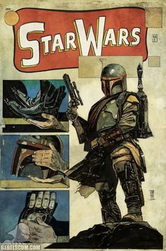 A Giant Treasury Of Awesome Comic Covers For Marvel's Star Wars #1