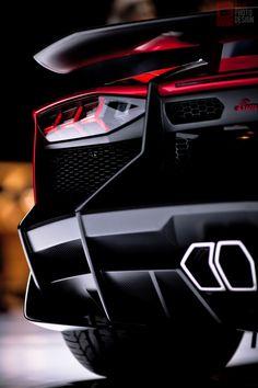 Cars - Lamborghini Aventador J - daniphotodesign.com