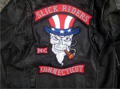 Biker Clubs, Motorcycle Clubs, Motorcycle Jacket, Patches, Skull, Colours, Jeans, Jackets, Fashion