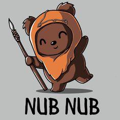 Nub Nub | teeturtle.com http://www.teeturtle.com/products/nub-nub?variant=28471475401