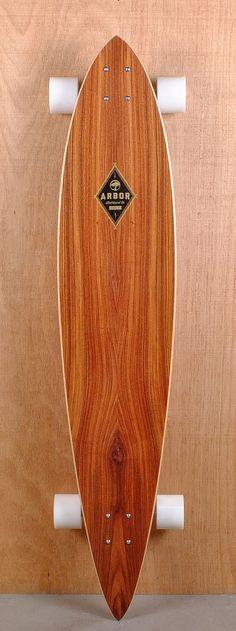 """Arbor 46"""" Timeless Pin Premium Longboard Top"""