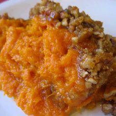 Sweet Potato Casserole Ruth Chris' Recipe Recipe - Key Ingredient