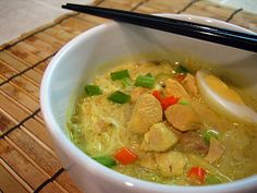 Indonesian Soto Ayam Recipe