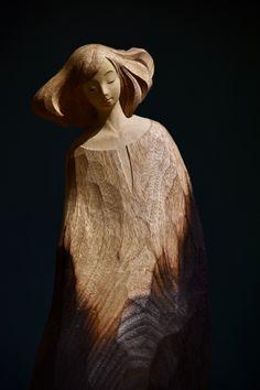 Wood Carving, Kos, Statue, Wood Sculpture, Wood Carvings, Woodcarving, Aries, Wood Turning, Carving Wood