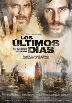 The Last Days (2013)  An epidemic sweeps across the world, causing extreme agoraphobia in everyone.  This is a great take on the post apocalyptic theme.  There's great urban survival and very real characters.