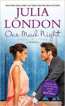 Born to Read Books: REVIEW: ONE MAD NIGHT