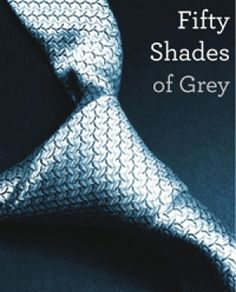 50 Shades Of Gray Book...getting ready to start reading this book!