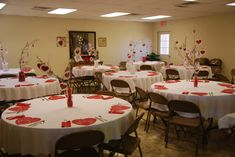 Church Centerpieces For Banquet Shine Like Stars Valentine S Banquets For Valentine Dinner Decorations Church Valentines Party Valentine Table Decorations