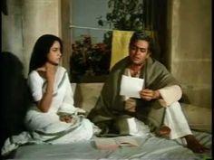 Beeti na beetai raina - Lata Mangeshkar and Bhupinder, Film: Parichay, Written by Gulzar, Music RD Burman. Classic duo on screen Jaya Bhaduri (Bachchan) and Sanjeev Kumar.