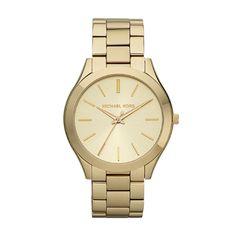 Relógio Michael Kors Feminino Ref: Omk3179/z - Slim