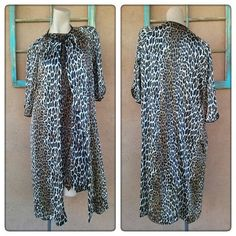 Check out this item in my Etsy shop https://www.etsy.com/listing/260791543/vintage-1960s-leopard-print-lingerie