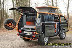 Volkswagen T3 Camper   TheGoldenBug.com