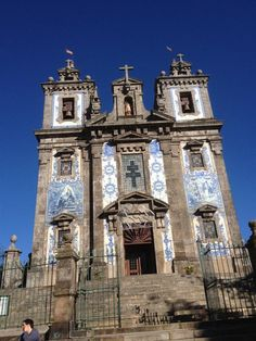 Praça da Batalha, Porto Portugal, Weekend Trips, Notre Dame, Building, Travel, Porto, Battle, Lisbon, Viajes