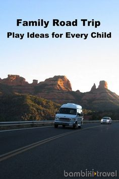 Road Trip Play Ideas for Every Child | Bambini Travel