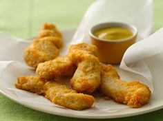 Ultimate Chicken Fingers (Gluten Free) Recipe from Betty Crocker