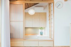 Japan Apartment, Tatami Room, Sleep On The Floor, Zen Space, Japanese Architecture, Japanese House, Bed Styling, Stone Flooring, Japanese Design