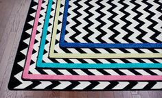 Chevron rug on Groupon. No place I can think of to put it but I'm buying anyway