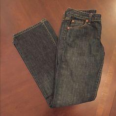 Ralph Lauren jeans size 4 Ralph Lauren jeans size 4. Low rise. Dark wash Ralph Lauren Jeans Boot Cut
