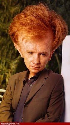 David Caruso Caricature