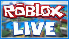 Roblox LIVE s Riderem a Bozim | Dej like a dostaneš bramboru