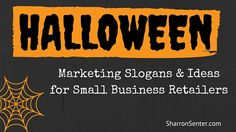 Hair Salon Owners Can Use these Halloween Marketing Slogans & Ideas