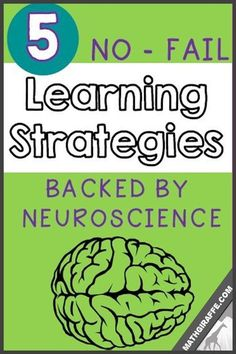 Making Learning STICK - Teaching Strategies Proven by Neuroscience -- Help stude., EDUCATİON, Making Learning STICK - Teaching Strategies Proven by Neuroscience -- Help students retain information in long-term memory with these 5 methods. Brain Based Learning, Whole Brain Teaching, Teaching Math, Teaching Colors, Elementary Teaching, Elementary Schools, Teaching Ideas, Learning Techniques, Teaching Methods