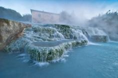Hot Springs in Saturnia   Places to See In Your Lifetime