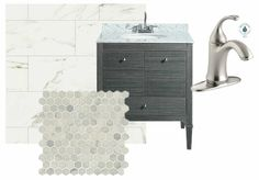 Check out this moodboard created on @olioboard: Basement Bathroom by audreyhamilton77
