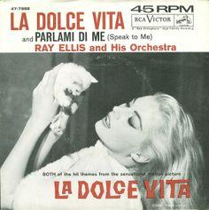 Ray Ellis And His Orchestra - La Dolce Vita