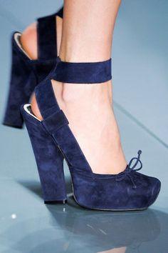 Christian Dior . Fall 2012
