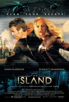 Dutch Movie Reviews: The Island