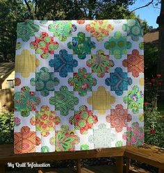 My Quilt Infatuation: Final AB and THREE Giveaways!