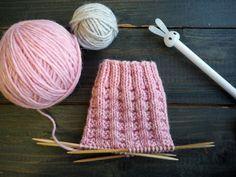 Baby Knitting Patterns, Lace Knitting, Knitting Stitches, Knitting Socks, Wool Socks, Diy Crochet, Knitting Projects, Sewing Crafts, Free Pattern