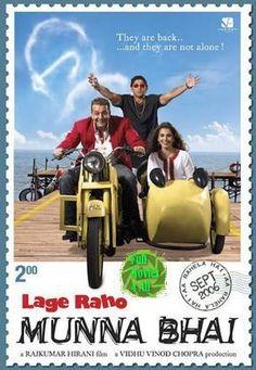 Lage Raho Munna Bhai 2006 DVDRip 450MB