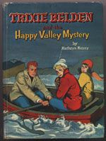 I loved Trixie Belden books! My Baba (grandmother) fed my passion for reading by buying me the Trixie Beldon books - oh still love them !