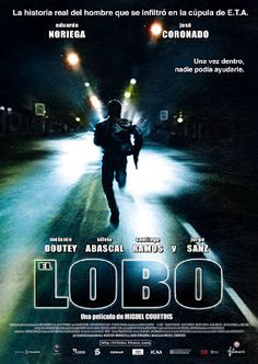 """""""El lobo"""" (2004) - a Spanish drama biographical film directed by Miguel Courtois."""