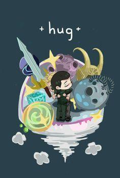 Hug #Thorki #Ragnarok