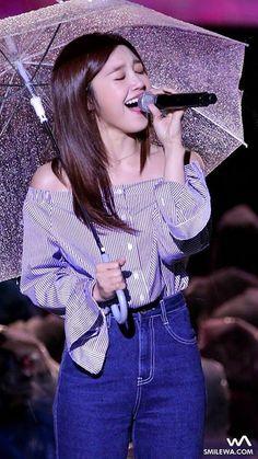 Eunji beautiful voice ❤❤ #bias
