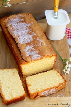Cake recipes easy gluten free 68 Ideas for 2019 Gluten Free Cakes, Gluten Free Desserts, Vegan Gluten Free, Gluten Free Recipes, Easy Cake Recipes, Sweet Recipes, Tortas Light, Easy Bread, Foods With Gluten