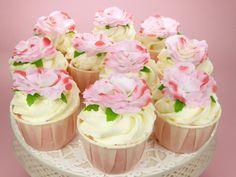 Badecupcake - Badetörtchen Johannisbeere