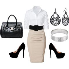 I found 'Business Outfit' on Wish, check it out!