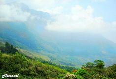 Impresionantes barrancas y hermosas  vistas de Oaxaca, carretera rumbo a Huautla de Jimenez.