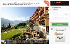 Das Goldberg - Luxus Wellnesshotel im Salzburger Land